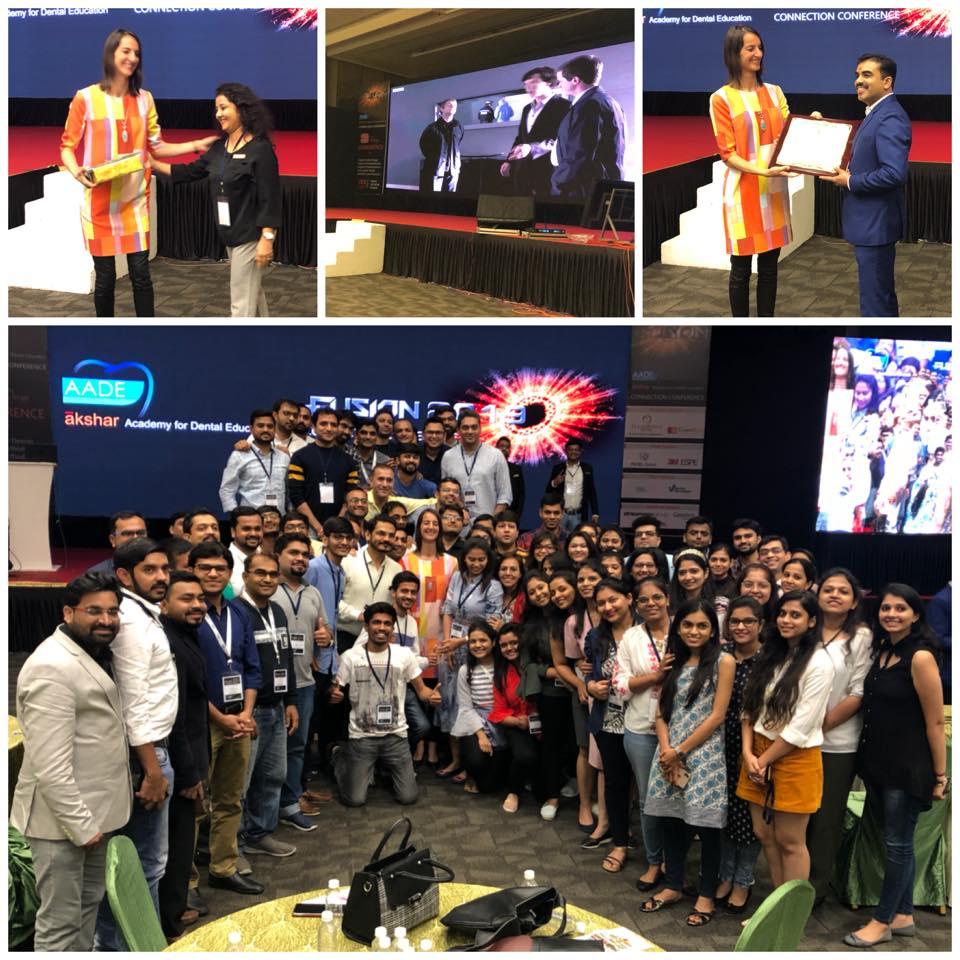 India – Fusion 2019 Kongresszus & Dr. Csillag Mária