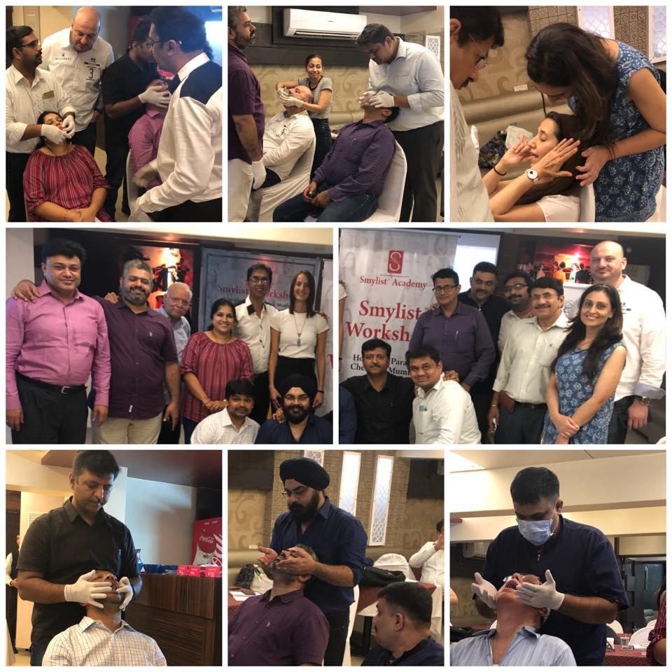 Dr. Csillag Mária képzése ismét Indiában