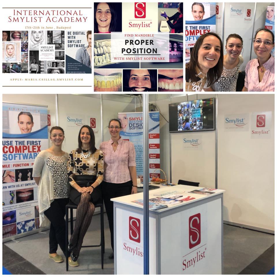 A Smylist® a budapesti Dental World Kiállításon