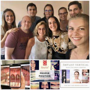 Smylist® továbbképzés a Szegedi Tudományegyetem Konzerváló Fogászati Karán